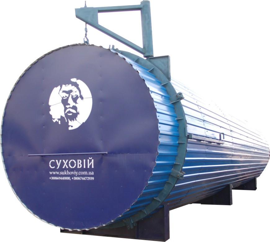"""Оборудование для термической обработки """"Суховий КТМД 9400"""""""