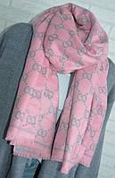 Роскошный палантин шарф в стиле Gucci (Гучи)
