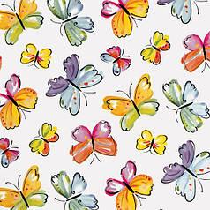 Самоклейка, dc-fix, германия, цветная, бабочки, 45 cm