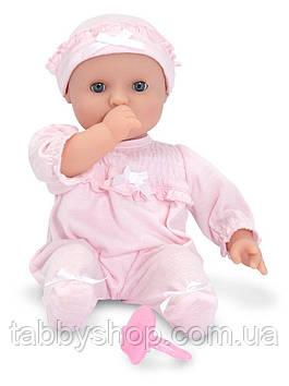 "Кукла Melissa & Doug ""Женя"", 32 см"