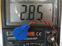 Батарейка биоса DELL Vostro 1510 PP36L