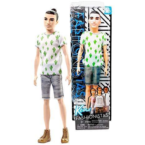 "Лялька Кен ""Модник"" Doll 16 Cactus Cooler, FJF74, в блістері"