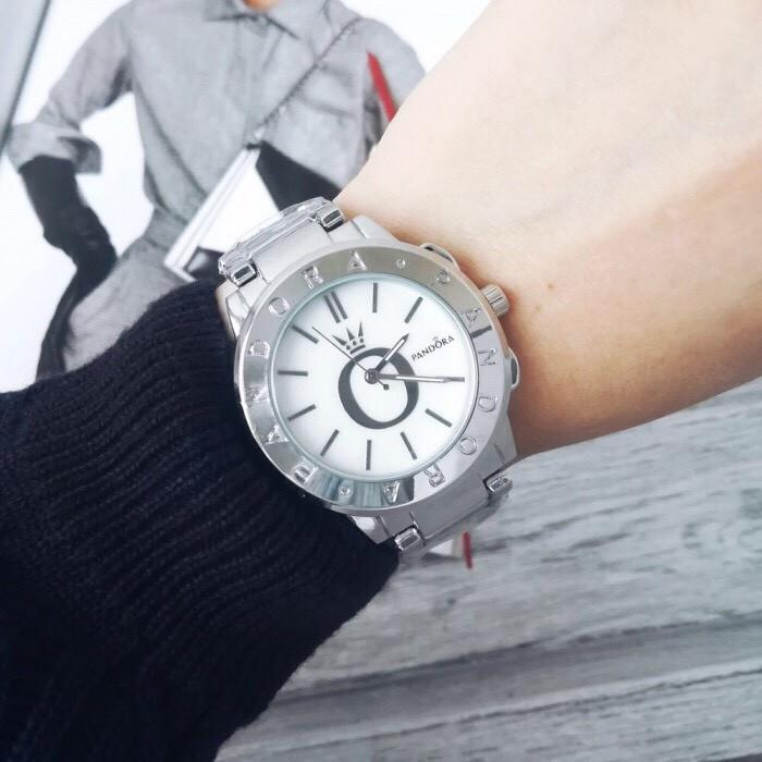 Женские наручные часы Pandora серебро