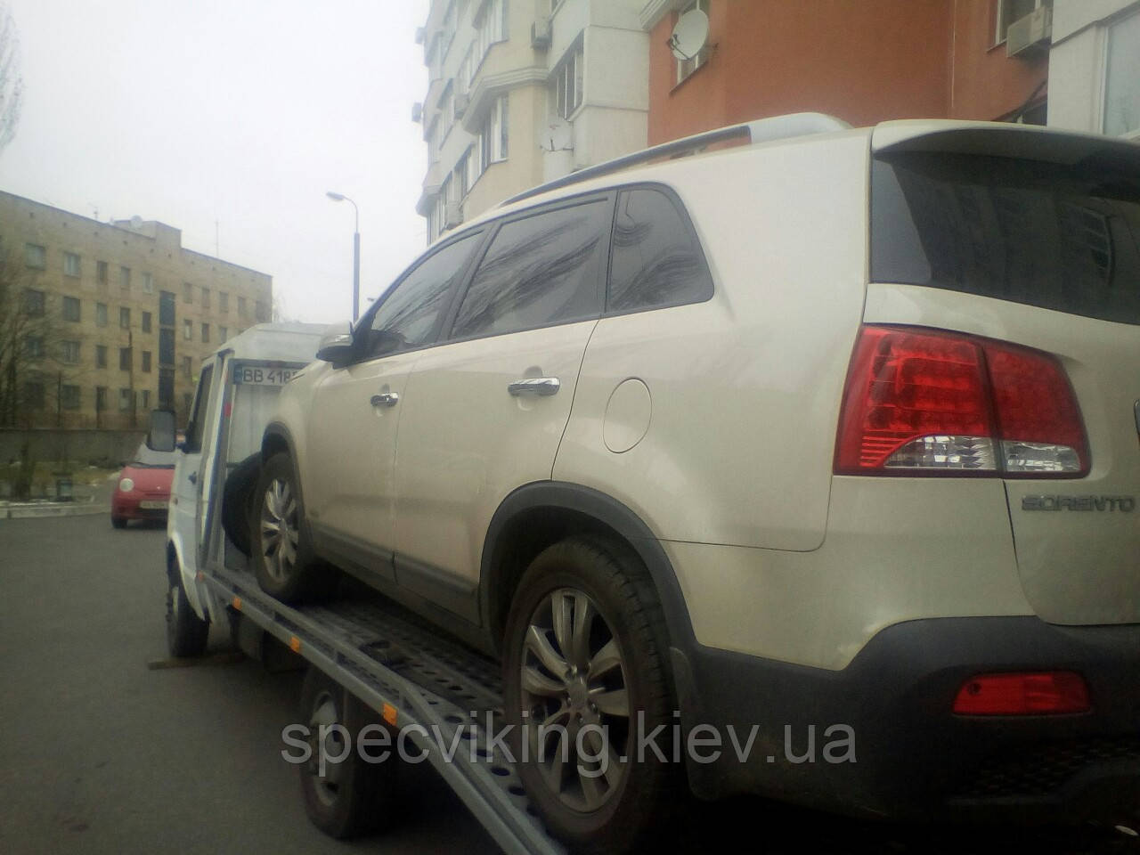 Эвакуатор Киев Шулявка