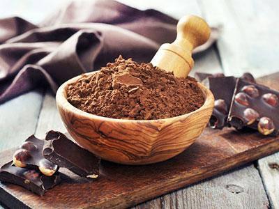 Какао продукты и кэроб