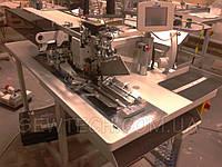 Швейный автомат для обработки карманов в рамку, с клапаном и листочкой BEISLER 100/68