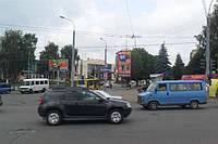 Билборды на ул. Гагарина и др. улицах г. Ровно