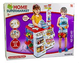Набор Супермаркет (668-02) Гарантия качества Быстрая доставка