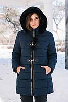 Зимняя куртка size+ 64