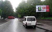 Билборды на ул. Вячеслава Чорновола и др. улицах г. Ровно
