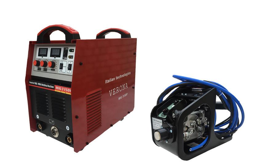 Инверторный сварочный полуавтомат VERONA MIG 315 DP