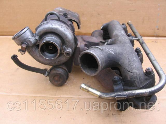 Турбина Garret 7700726651 б/у на Renault 21 2.1TD год 1986-1996, Renault Espace 2  2.1TD год 1991-1996