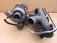Турбина Garret 7700726651 б/у на Renault 21 2.1TD год 1986-1996, Renault Espace 2  2.1TD год 1991-1996, фото 1