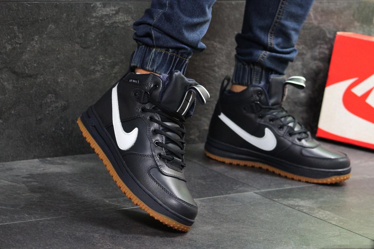Кроссовки мужские зимние  Nike Lunar Force
