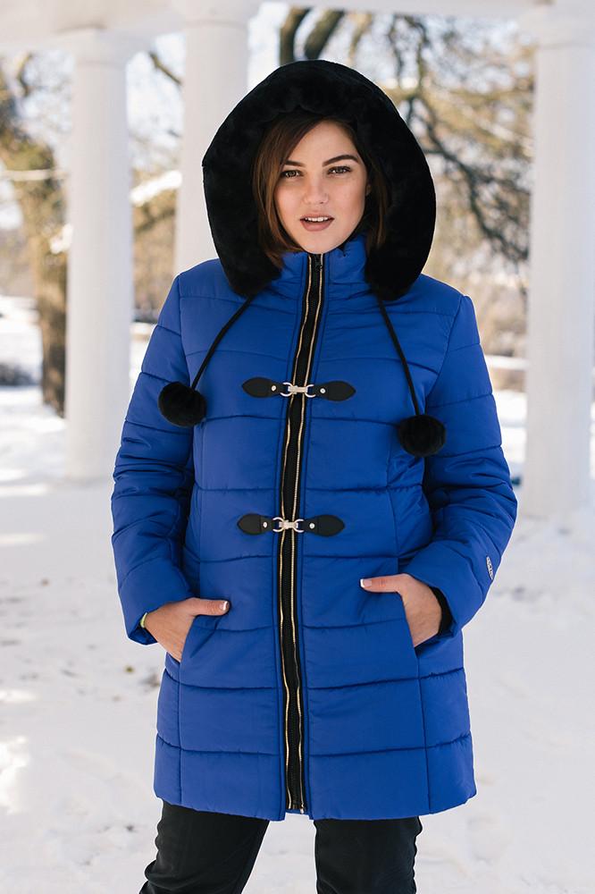 Зимняя куртка 58-64 р