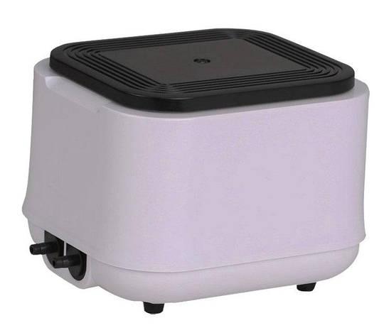 Двухканальный компрессор SUNSUN (GRECH) CQ-1000 10W; 16 л/мин, фото 2