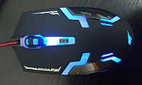 Компьютерная мышка Havit HV-MS749 USB,черная, игровая