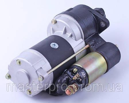 Стартер электрический Z-11 (посадка Ø75 mm) - 195N, фото 2