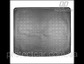 Коврик в багажник Nissan X-Trail (T31) (2010) (без органайзера)