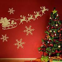Новогодние гобеленовые скатерти, салфетки, напероны раннеры, декоративные наволочки Limaso