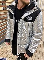 """Мужская куртка (46, 48, 50, 52) 1171 Стильная куртка мужская the north face, сезон осень-зима-весна 100% нейлон плотная плащевка """"original"""