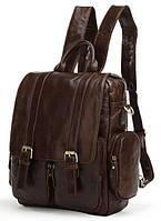 Рюкзак Vintage 14163 Коричневый, Коричневый, фото 1