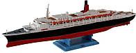 Круизное судно (1969г., Великобритания) Queen Elizabeth II, 1:1200