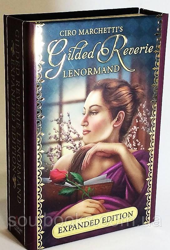 Карты Lenormand Gilded Reverie. Expanded Edition (Ленорман Золотые Мечты)