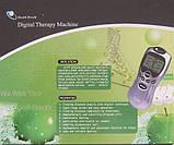 Биоимпульсный ехо масажер Digital Therapy Mashine, фото 5