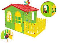 Детский домик Mochtoys 190*118*127см, фото 1