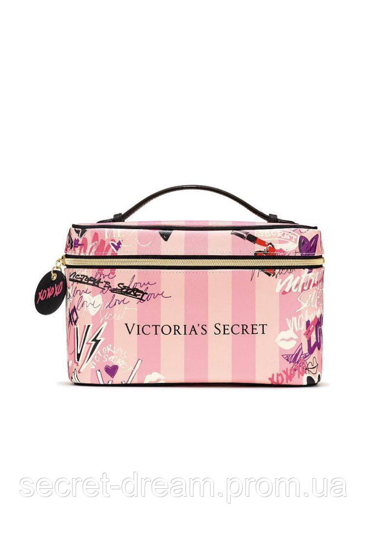 Косметичка 2 в 1 Victoria's Secret (VS Train Case)