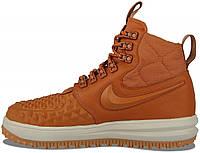 Мужские ботинки Nike Lunar Force 1 Duckboot 17 KPU Orange White (Найк Лунар Форс  дакбут 9fa928be748