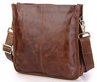 Сумка мужская Vintage 14391 Коричневая, Коричневый, фото 1