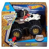 Инерционная машинка Hot Wheels™ Monster Jam CURSE, фото 1