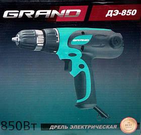 Мережевий шуруповерт Grand Де-850
