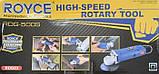 Кутова шліфувальна машина, гравер) Royce RDG-500S, фото 2