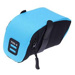 Подседельная сумка, велосумка под седло B-Soul