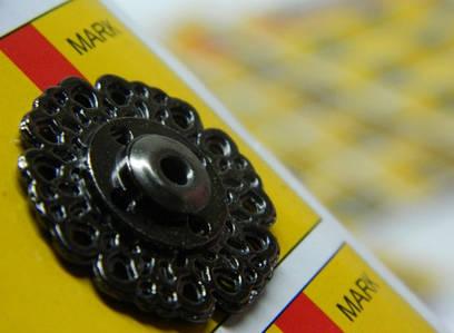 Декоративные пришивные кнопки для одежды