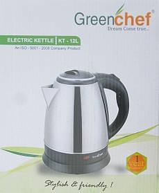 Електричний чайник Greenchef, 1500Вт