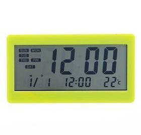 Цифровий термометр Dc-208 з годинником