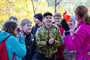 Квест на природе для 6-го класса, школа №42 08.11.18 5