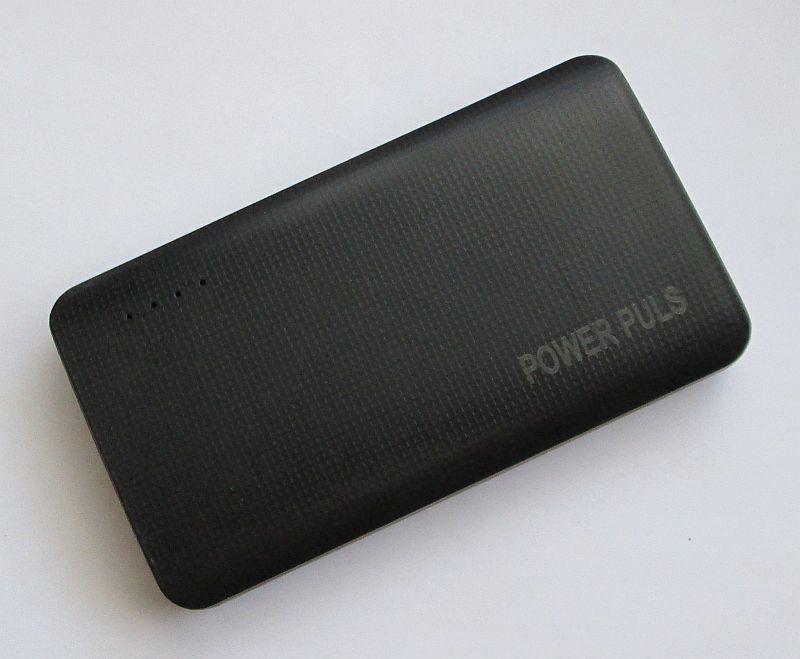Портативное зарядное устройство Power Bank Power Plus Pp3809 30000 mAh
