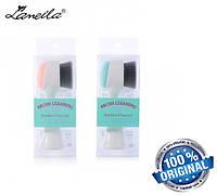 Двусторонняя щетка для чистки лица Lameila, фото 1