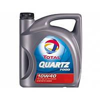 Масло моторное Total Quartz 7000 10W-40 4 л.