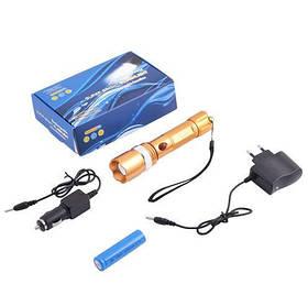 Ліхтар Police Bl-8626c-xpe (акумулятор, 2 зарядки, упаковка)