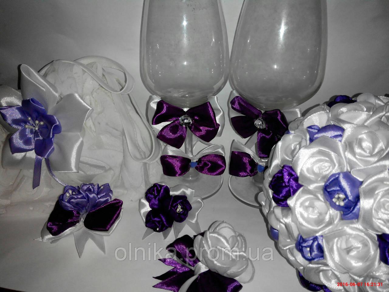 Свадебные аксессуары hand made