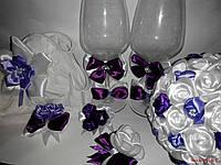 Свадебные аксессуары hand made, фото 1