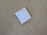 Наклейка s круглая Lexus 20х20х1.2мм силиконовая эмблема логотип марка бренд в круге на авто Лексус, фото 2