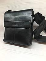 Барсетка мужская цвет черный, фото 1