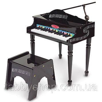 """Первый рояль Melissa & Doug """"Grand Piano"""""""